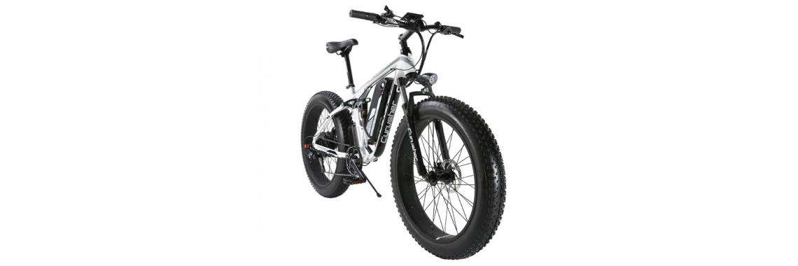 Powerful eletric bike